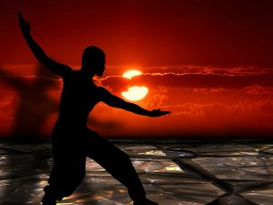 Qi Gong balances energy in the body